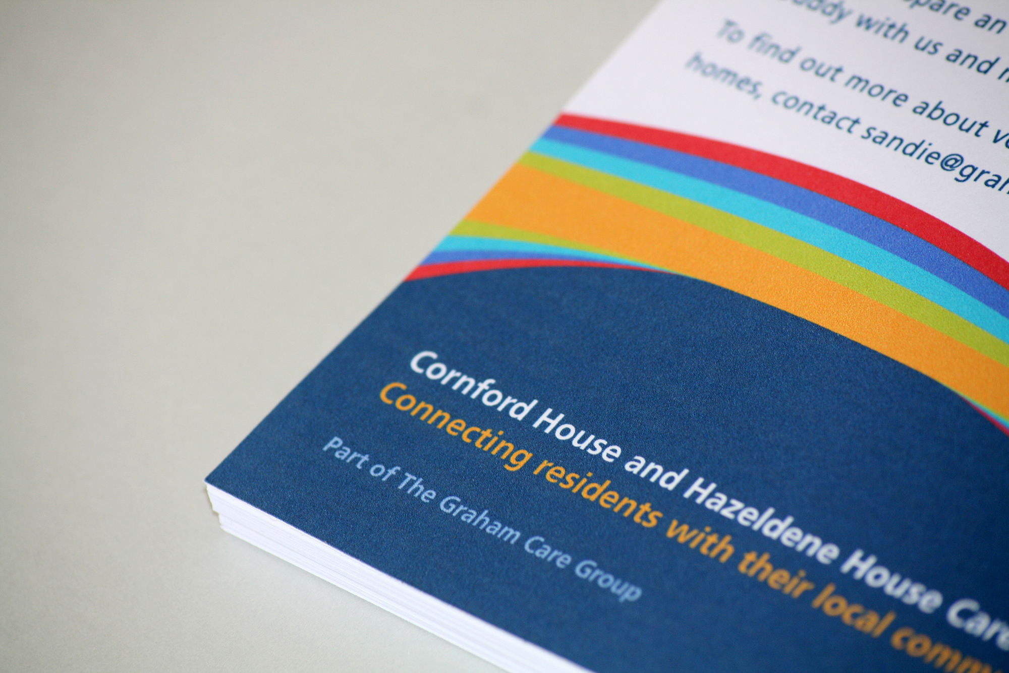 Graphic Design for Graham Care