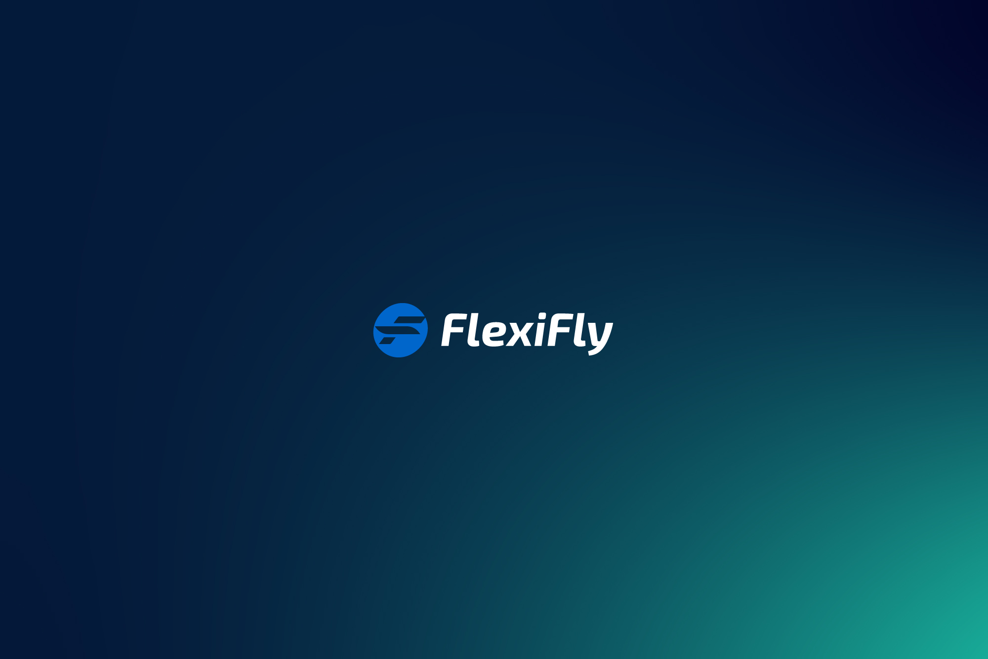 FlexiFly logo design and website