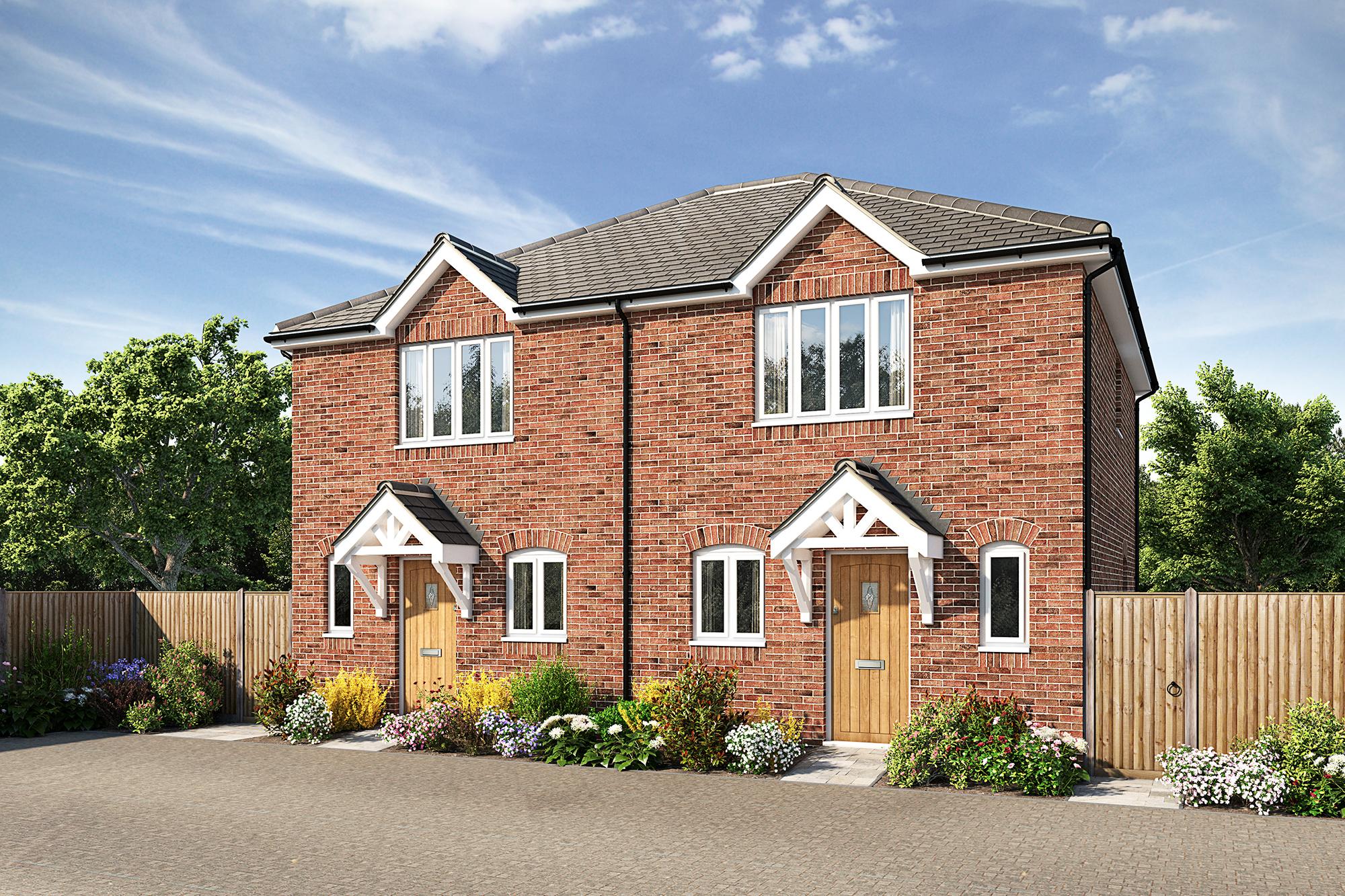 Boost Homes website